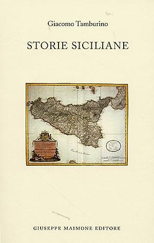 Storie siciliane.: Tamburino, Giacomo