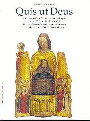 Quis ut Deus (Schätze aus dem Diözesanmuseum: Ciecholewski, Roman