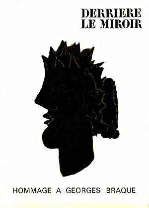 Hommage à Georges Braque - Derriere Le: Derriere Le Miroir