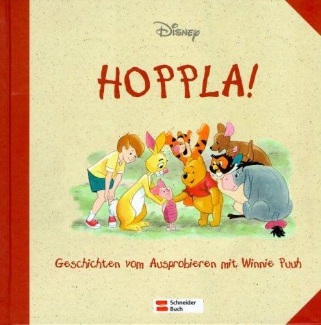 Hoppla - Geschichten vom Ausprobieren mit Winnie Puuh