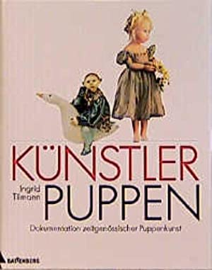 Künstlerpuppen Dokumentation zeitgenössischer Puppenkunst: Tilmann, Ingrid und