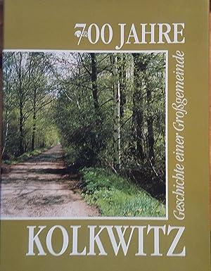 700 Jahre Kolkwitz: Bohg, Walter und Gerhard Zilz: