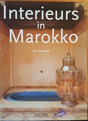 Interieurs in Marokko. Texte in englisch, französisch: Muthesius, Angelika und