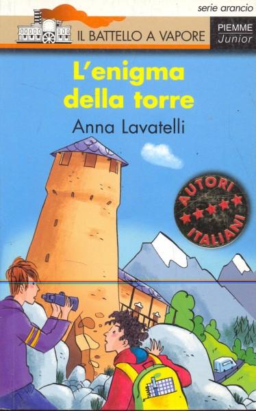 L'enigma della torre - Anna Lavatelli