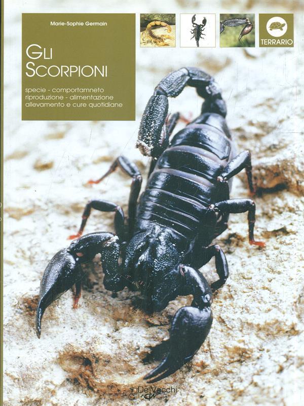 Gli Scorpioni - Marie Sophie Germain