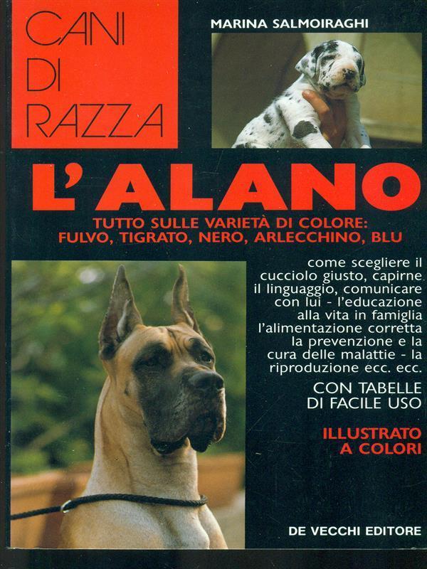 L'alano - Marina Salmoiraghi