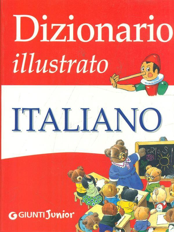 Dizionario illustrato Italiano - Roberto Mari