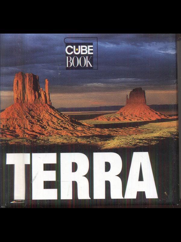 Mini Libro Cube book - Terra - aa vv