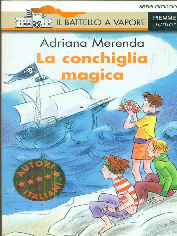 La conchiglia magica - Merenda, Adriana