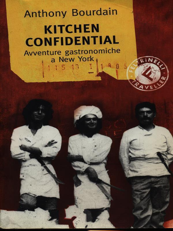 Anthony Bourdain - AbeBooks