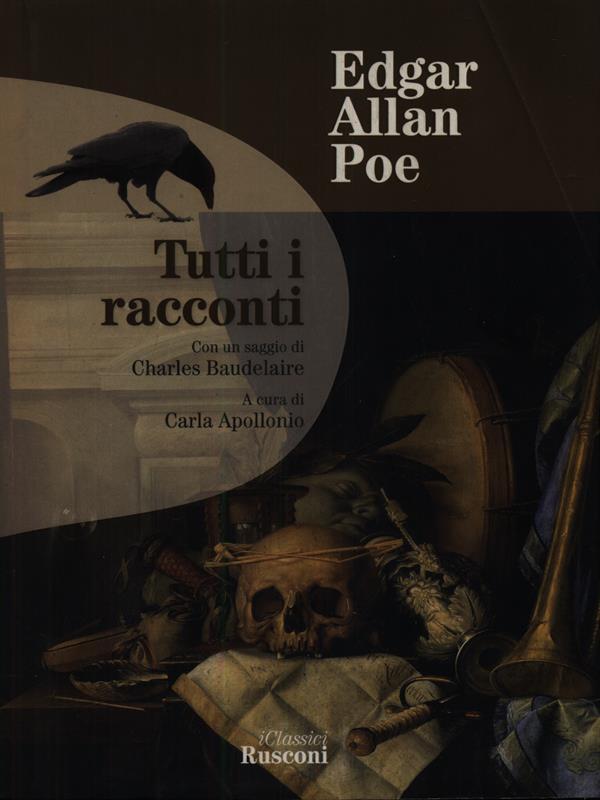 Tutti i racconti - Poe, Edgar Allan