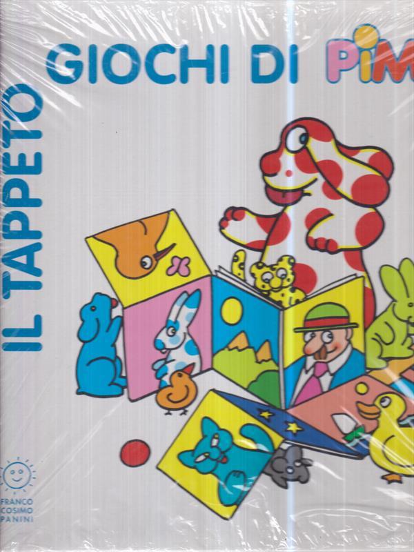 Il tappetogiochi di Pimpa. Ediz. illustrata - Altan, Tullio F.