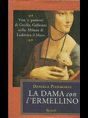 La dama con l'ermellino: Daniela Pizzagalli