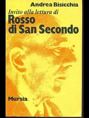 Rosso di San Secondo: Andrea Bisicchia