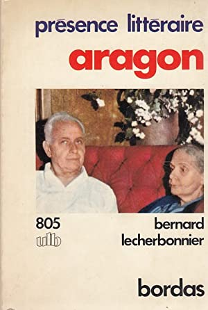 Aragon - in lingua francese: Bernard Lecherbonnier
