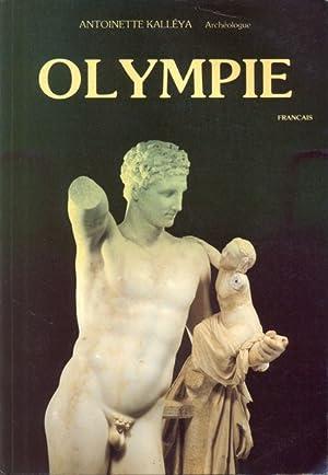 Olympie - in lingua francese: Antoinette Kelleya