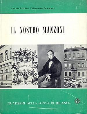 Il nostro Manzoni: aa.vv.