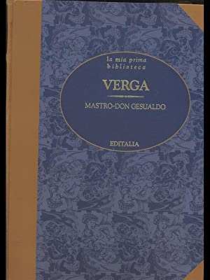 Mastro-Don Gesualdo: Verga