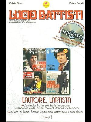 Lucio Battisti l'autore l'artista: Fiore - Bonali