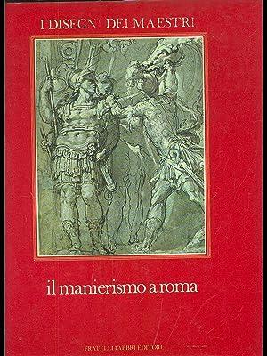 Il manierismo a Roma: John Gere