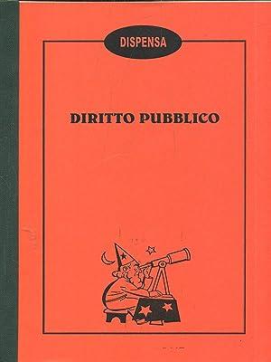 Diritto pubblico: Fausto Cuocolo