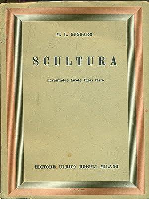 Scultura: M. L. Gengaro