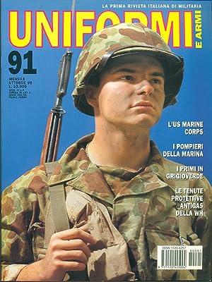 Uniformi e armi n.91/1998: aa.vv.