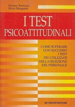 I test psicoattitudinali: Monica Troncon -