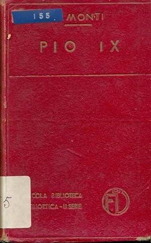 Pio IX: Antonio Monti
