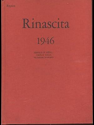 Rinascita 1946: Aa Vv