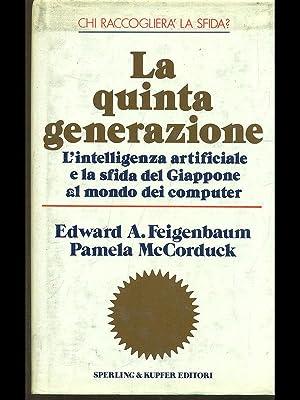 La quinta generazione: Edward A. Feigenbaum