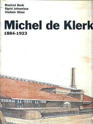 Michel De Klerk 1884-1923: AA.VV.