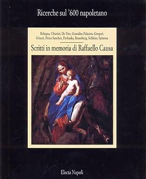 Ricerche sul '600 napoletano - Scritti in: AA.VV.