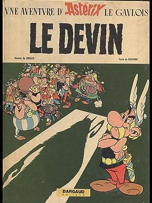 Le devin: Goscinny - Uderzo