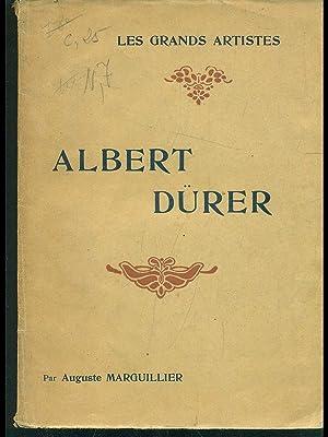 Albert Durer: August Marguillier