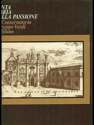 Santa Maria della Passione e il conservatorio: AA.VV.