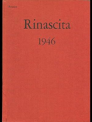 Rinascita 1946: AA.VV.