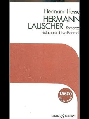 Hermann Lauscher: Hermann Hesse