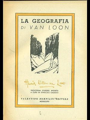 La geografia: Hendrik Van Loon