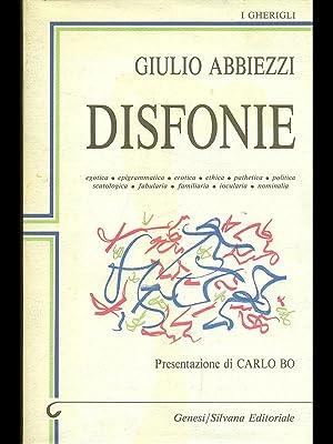 Disfonie: Giulio Abbiezzi