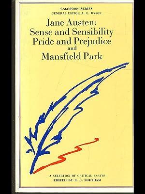 Sense and sensibility - Pride and prejudice: Jane Austen