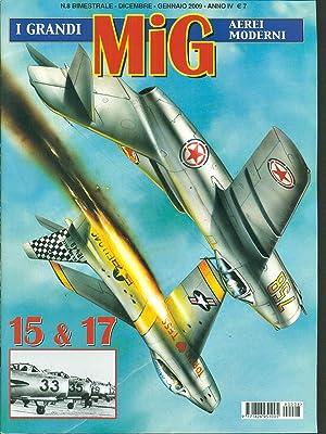 I grandi aerei moderni - Mig 15&