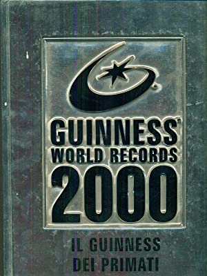 Guinness World Records 2000 - Il Guinness