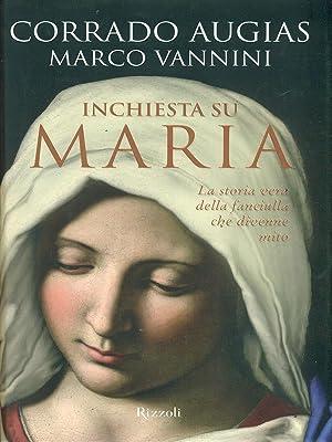 Inchiesta su Maria: Corrado Augias /