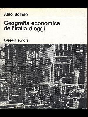 Geografia economica dell'Italia d'oggi: Aldo Bollino