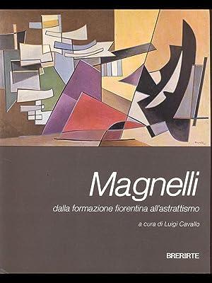 Magnelli dalla formazione fiorentina all'astrattismo: Luigi Cavallo