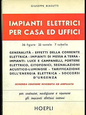 Impianti elettrici per casa ed uffici: Giuseppe Biasutti