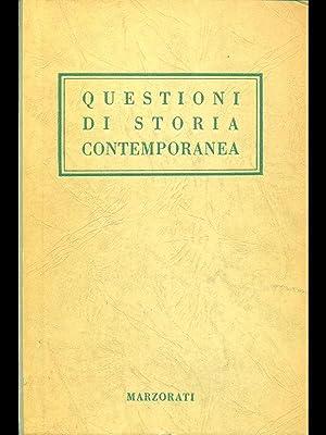 Questioni di storia contemporanea I: Ettore Rota