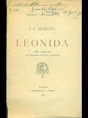 La marcia di Leonida