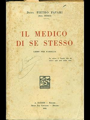 Il medico di se stesso: Pietro Favari